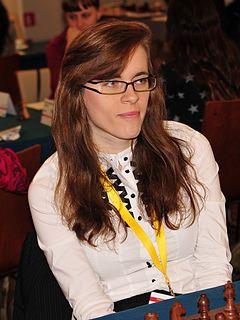 Marta Bartel Woman Grandmaster chess player