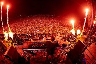 Martin Garrix - Martin Garrix live at VELD Festival 2016