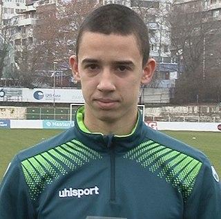 Martin Kostadinov Bulgarian footballer