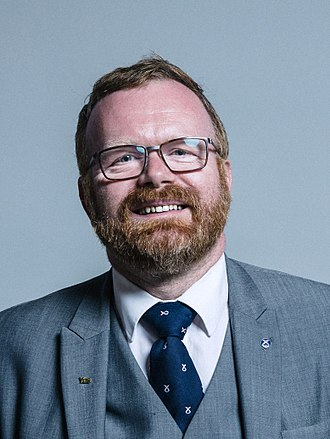 Martyn Day (politician) - Official Parliamentary portrait, June 2017