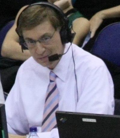 Marv Albert in 2008
