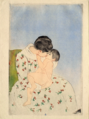 Mary Cassatt, After the Bath.png