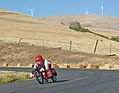 Maryhill Fall Freeride 2012 Cowzers- laydown bike.jpg