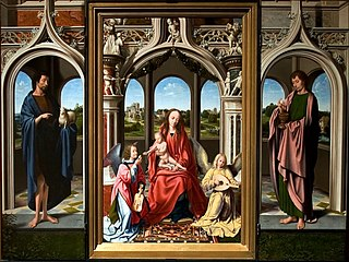Master of the Morrison Triptych