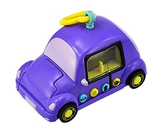 Pixel Chix - One of the many color configurations for road trippin' cars.