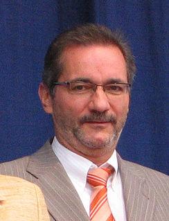 Matthias Platzeck German politician