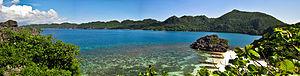 Caramoan - Image: Matukad Island Aerial View
