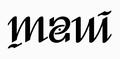 Maui ambigram.png