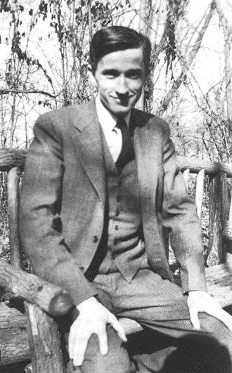 Max Delbrück - Delbrück in the early 1940s