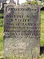 McKnight (Joseph), St. Clair Cemetery, 2015-10-05, 01.jpg