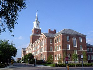 McMicken Hall, University of Cincinnati, 2005-08-19