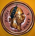 Medaljon s profilom kralja Franje Josipa I MGZ 300109.jpg