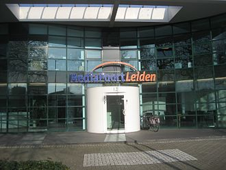 Leidsch Dagblad - Offices of the Leidsch Dagblad in 2016.