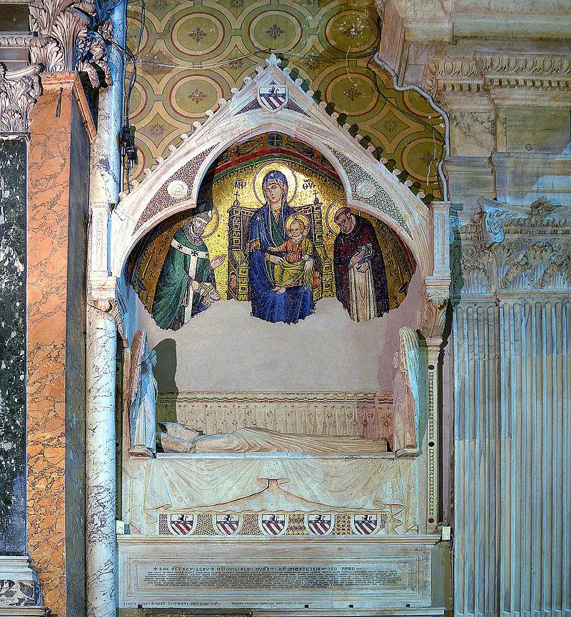 Medeltida Tomb i Santa Maria sopra Minerva.jpg
