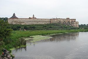 Medzhybizh - Medzhybizh Castle today