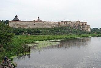 Medzhybizh - Medzhybizh Castle today