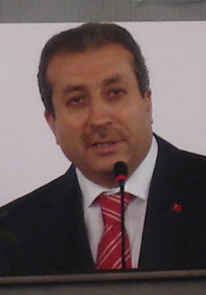 Mehmet Mehdi Eker - Image: Mehdi Eker (cropped)