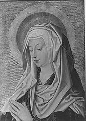 Anbetende Maria (?)