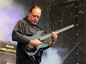 Mekong Delta (band) - Ralph Hubert, founder of the band.