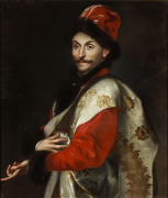 Member of Grand Embassy of Peter the Great by Flemish anonim (1687, priv.coll).png