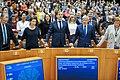 Members debate and vote on the EU-UK withdrawal agreement (49460614731).jpg