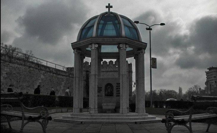 MemorialChapelinNis