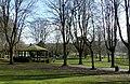 Memorial gardens, Ashbourne (geograph 5306715).jpg