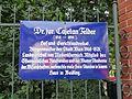 Memorial plaque Cajetan Felder, Weidling, 2016.jpg