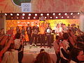 Men's 10000m, 2014 Winter Olympics, Honoring in the Holland Heineken House.jpg