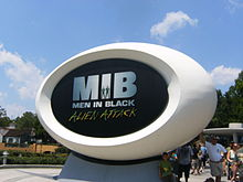Men In Black Alien Attack at Universal Studios Florida.JPG