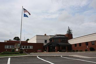 Merrill, Wisconsin - City hall