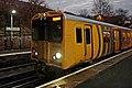 Merseyrail Class 508, 508141, St. Michaels railway station (geograph 3787342).jpg