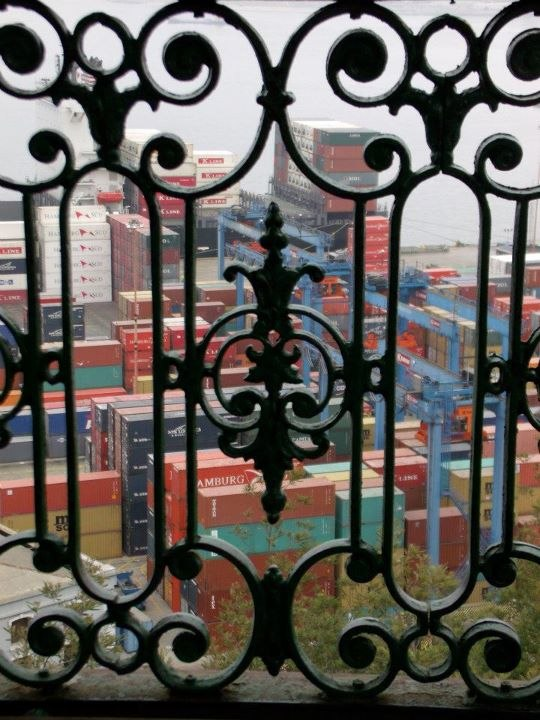 Metales, Valparaíso