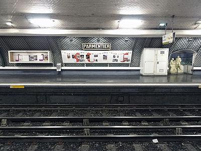 Parmentier (metropolitana di Parigi)