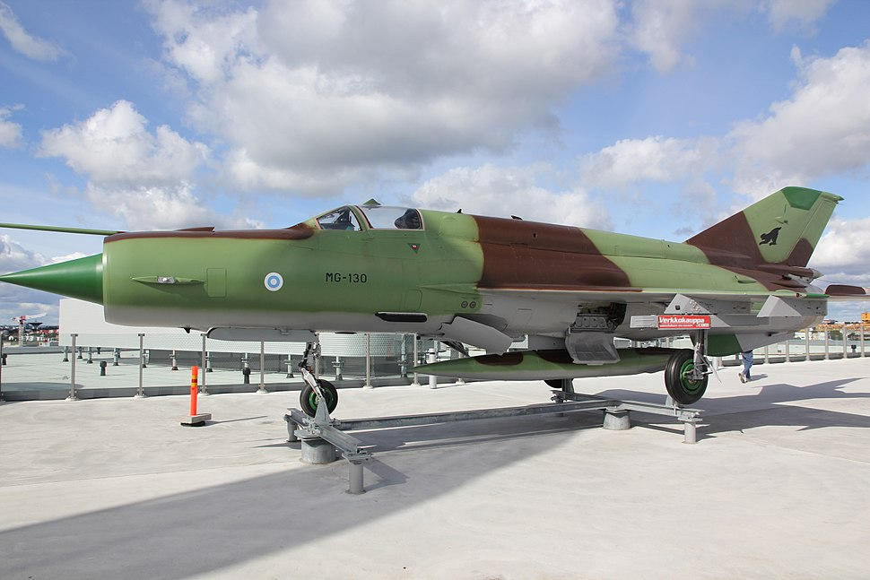 MiG-21bis (MG-130) Verkkokauppa 02