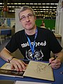 Michel Borderie - Comic Con 2011 - P1210056.jpg