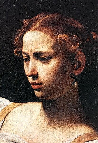 File:Michelangelo Merisi da Caravaggio - Judith Beheading Holofernes (detail) - WGA04103.jpg