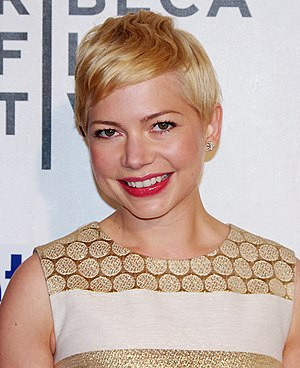 Michelle Williams on screen and stage - Williams at the 2012 Tribeca Film Festival