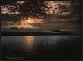 Midnight sun, Bell Sound, Norway-LCCN2001700766.tif