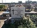 Mihály Ponicsán †1997 grave, 2020 Albertirsa.jpg