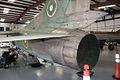 Mikoyan-Gurevich MiG-23UB Flogger-C Engine CWAM 8Oct2011 (14630468952).jpg