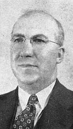 Photograph of Milton R. Hunter