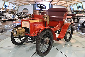 Historical, Vintage, and Classical Cars Museum - Image: Minerva Type A