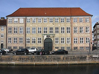 Ministry of Culture (Denmark) - Headquarters of The Ministry of Culture Denmark