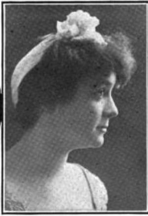 Minnette Barrett - Minnette Barrett c. 1910