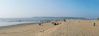 Miramar, Goa - Miramar Beach