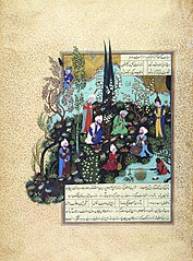 Firdausi and the poets of Ghazna