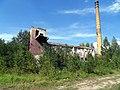Mirostowice Dolne. Ceramika, ruiny kotłowni. - panoramio.jpg