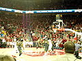 Missouri at Arkansas basketball, 2013 005.jpg