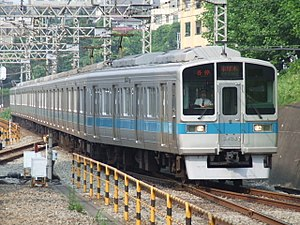 Model 2000-Second of Odakyu Electric Railway.JPG